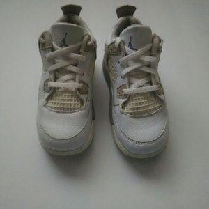 Air Jordan 4's